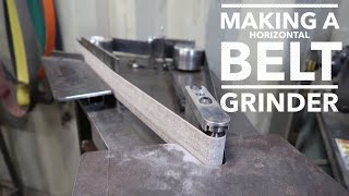 getlinkyoutube.com-Making a 2 X 72 horizontal belt grinder