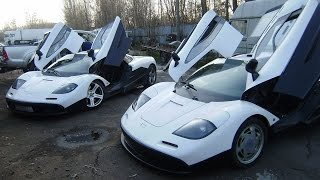 getlinkyoutube.com-FOR SALE mclaren F1 replica 28 000$ kit car