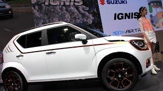 getlinkyoutube.com-SUZUKI IGNIS TRAIL CONCEPT スズキ・イグニス トレイルコンセプト | TMS2015