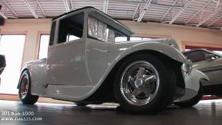 getlinkyoutube.com-1929 Ford Custom Pickup for sale Flemings with test drive, driving sounds, and walk through video