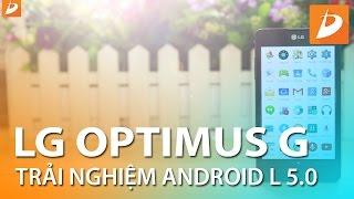 getlinkyoutube.com-LG optimus G - Trải nghiệm Android 5.0.2