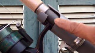 getlinkyoutube.com-DIY - How to make Fishing rod holder - Rotate(5) - Hướng dẫn làm giá cắm cần câu