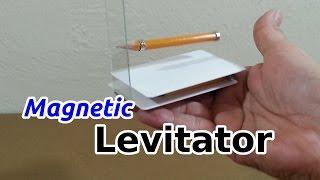 getlinkyoutube.com-Make a Mini Magnetic Levitator