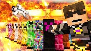 getlinkyoutube.com-Minecraft Mod Showcase Roleplay - ELEMENTAL CREEPERS MOD! (Custom Roleplay)