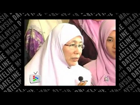 Man in sex video is not Anwar, says Wan Azizah