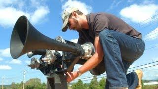 getlinkyoutube.com-TrainMasters TV - Oak Ridge Horn Honk