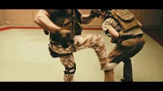 Krav maga France : Techniques  au couteau de close combat pour gardes du corps et contractors