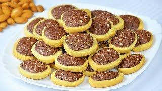 getlinkyoutube.com-Fursecuri marocane cu ciocolata - JamilaCuisine