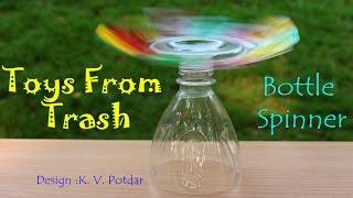 Bottle spinner | Hindi