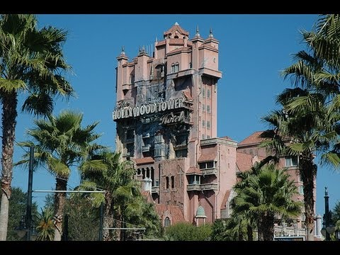 Walt Disney World Disney's Hollywood Studios 2012 Tour and Overview HD