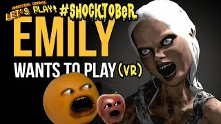 getlinkyoutube.com-Midget Apple & Annoying Orange Play - EMILY WANTS TO PLAY (VR)
