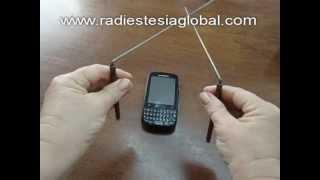 getlinkyoutube.com-Radiestesia - neutralização de energia de celular pelo SCAP - por Adélia Adriana