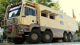 getlinkyoutube.com-Luxus-Wohnmobile: Camping mit allem Komfort