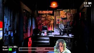getlinkyoutube.com-Five Nights at Freddy's Foxy Glitch