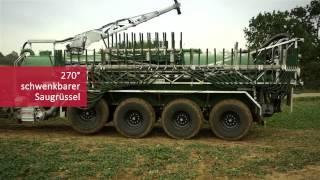 getlinkyoutube.com-garant Kotte 4-Achser PQ 32.000 mit 36 m Schleppschlauchverteiler