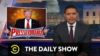 getlinkyoutube.com-Processing Trump's Press Conference: The Daily Show