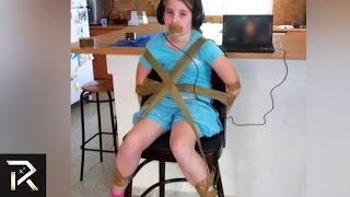 10 Kids Who Suffered Terrible Punishments From Parents