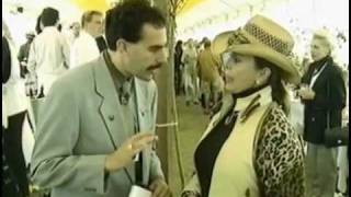 Ali G + Borat - Dog Contest ( Super Funny )