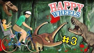 getlinkyoutube.com-[EP.3]Happy Wheels | บุกโลกไดโนเสาร์สุดอันตราย zbing z.
