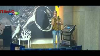 getlinkyoutube.com-سهيلة في المسرح تتدرب على اغنية البرايم 21/10/2015