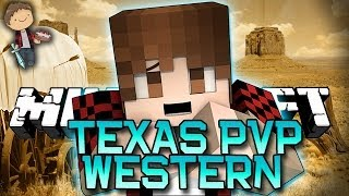 getlinkyoutube.com-Minecraft: TEXAN CACTUS! Western PVP! Mini-Game w/Mitch & Friends!