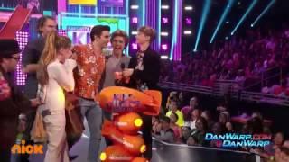 "Henry Danger and Jace Norman Win! | ""Kids' Choice Awards 2017"" | Dan Schneider"