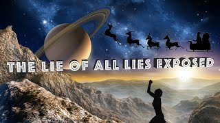 getlinkyoutube.com-Why The Elite Worship Saturn - The Black Cube EXPOSED!