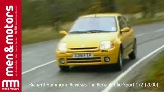 getlinkyoutube.com-Richard Hammond Reviews The Renault Clio Sport 172 (2000)