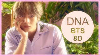 BTS (방탄소년단) - DNA [8D USE HEADPHONE] 🎧
