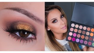 getlinkyoutube.com-Jaclyn Hill Favorites Palette Review/Swatches/Tutorial!