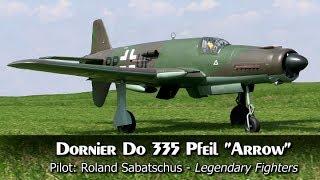 getlinkyoutube.com-Giant Rc Dornier Do 335