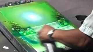 getlinkyoutube.com-Spray Paint by me..