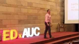 Why The Sky Looks Blue: Mohamed Mamdouh at TEDxAUC