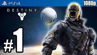 getlinkyoutube.com-Destiny Walkthrough PART 1 (PS4) [1080p] No Commentary TRUE-HD QUALITY