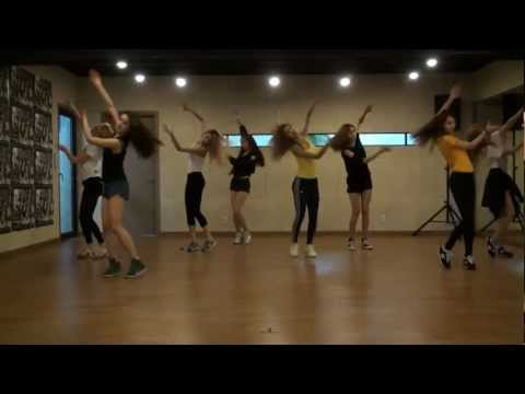 After School - Flashback mirrored Dance Practice