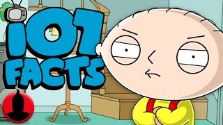 getlinkyoutube.com-107 Family Guy Facts Everyone Should Know! (ToonedUp #18)
