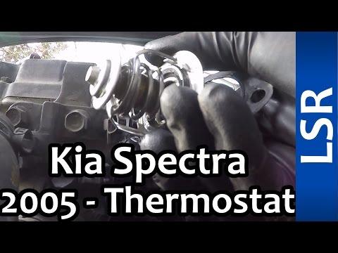 Kia Spectra 2005 - Thermostat