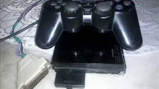 Adaptador controles ps2 no computador