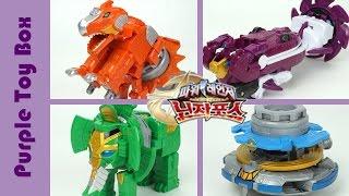getlinkyoutube.com-닌자킹 변신 모음,  엘리펀 닌자 UFO 닌자 다이노 닌자 서퍼닌자 파워레인저 닌자포스 장난감 Power Ranger Ninja Force Ninja King Robot Toys