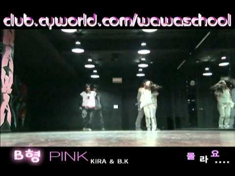 WAWA DANCE ACADEMY APINK I DON'T KNOW DANCE STEP MIRRORED MODE --Zqji6Q-Mpc