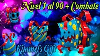 getlinkyoutube.com-Monster Legends - Kimmel's Gift (Nivel 1 al 90) + Combate