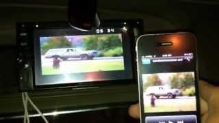 getlinkyoutube.com-عرض شاشة الايفون على شاشة السيارة