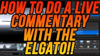getlinkyoutube.com-How To Record A Live Commentary Using The Elgato Game Capture HD