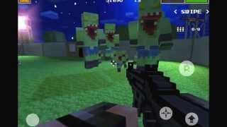 "getlinkyoutube.com-10th level of ""pixel gun 3d""when you get the  STACK"