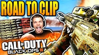 BLACK OPS 3: ROAD TO CLIP #1 (Sniper Locus Gameplay)
