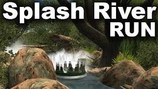 getlinkyoutube.com-RCT3 Splash River Run - Mountain Rapids HD