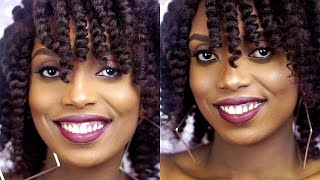 getlinkyoutube.com-How To Crochet Braids With Marley Hair Wig Tutorial