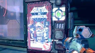 Borderlands The Pre-Sequel - Best Vending Machine for Legendary Weapons,