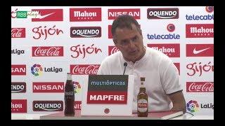 Resumen de las declaraciones de Alexis, Cejudo y Dani Giménez tras el Sporting-Betis