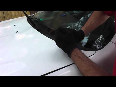 Мазда Трибьют: ремонт и обслуживание - Замена воздушного и салонного фильтров